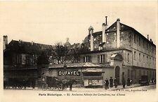 CPA Paris 6e Paris-Ancienne Abbaye des Carmélites, rue d'Assas (312824)