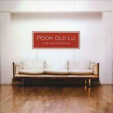 POOR OLD LU - The Waiting Room (CD 2002) USA Import EXC-NM CCM/Christian Punk