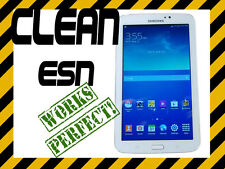 Samsung Galaxy Tab 3 SM-T217S✓SPRINT✓ CLEAN ESN✓ 16GB+2GB✓ WiFi✓ Bluetooth✓ GPS✓