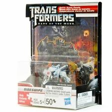 Transformers Dark of the Moon Battle Scene Puzzle with Autobot Sideswipe Figure