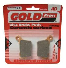 Sintered Goldfren Brake Pads For Husqvarna TC 450 Rear RH 2005-2010