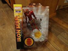 "2014 DIAMOND SELECT / MARVEL SELECT--7"" IRON MAN FIGURE (NEW)"