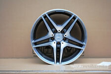 "19"" GREY AMG STYLE WHEELS RIMS FITS MERCEDES BENZ M CLASS ML350 ML550 4MATIC"