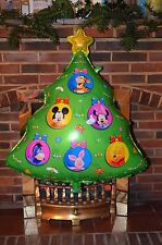 Christmas Tree Disney Super Shape Helium Foil Balloon Party Star  30""