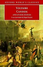Candide and Other Stories (Oxford World's Classics), Voltaire, Good Book