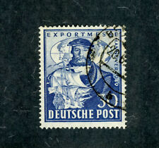 Germany, Scott #664,Hanover Export Fair -  Herman Wedigh, Used, 1949