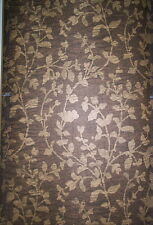 CHOCOLATE BROWN LEAF KATHY IRELAND HOME WALLPAPER #182