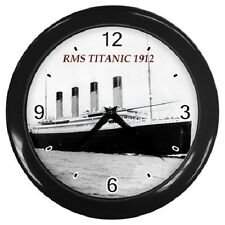 RMS TITANIC 1912 WALL CLOCK ******FANTASTIC ITEM*****