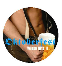 Oktoberfest Music - OKTOBERFEST WIESN HITS II - Traditional German Music CD