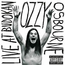 OZZY OSBOURNE: OZZY LIVE AT BUDOKAN CD! 13 TRACKS! NEAR MINT!