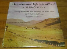LP Record Vinyl Album Herculaneum High School Band 1973 MO Missouri Audio House