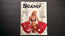 Vintage Men's magazine SCAMP July 1961 Carrie Price Bambi May Betty Jo Cullison