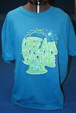 New Magic Hat Brewing Company Dream Machine IPL India Pale Lager Beer T Shirt L