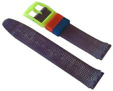 "ORIGINAL SWATCH 17mm ARMBAND ""SPRAY UP"" (ASDN103) NEUWARE"