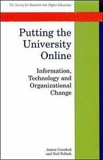 Cornfor Putting The University Online: Information, Technology, and Organization
