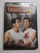 Martin & Lewis Colgate Comedy Hour, Vol. 1: 4 Classic Episodes (DVD, 2006) NEW