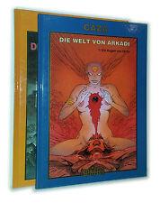 COMICPACK Die WELT VON ARKADI Band 1 u. 4  Splitter Verlag  Zustand 0-1