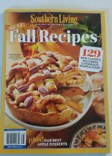 SOUTHERN LIVING SPECIAL COLLECTOR'S EDITION BEST FALL RECIPES BRAND NEW MAGAZINE