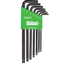Eklind 10907 7 Piece Long Torx L-Key Set