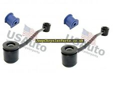 REAR ANTI-ROLL BAR REPAIR KIT BUSHES / LINKS  - JEEP GRAND CHEROKEE 99-04 WJ