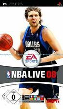 NBA Live 08 - Basketball für Sony Playstation Portable PSP Neu/Ovp