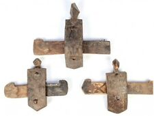 OLD TUAREG WOOD LOCKS