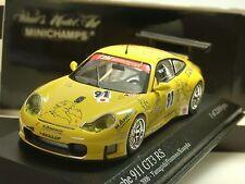 Minichamps Porsche 911 GT3 RS LM2006 - 400 066981 - 1/43