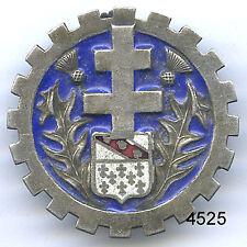 4525 - INSIGNE 20e ESCADRON DU TRAIN 1945