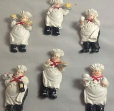 Fat Chef Italian magnets Kitchen home refrigerator bistro Bar fridge