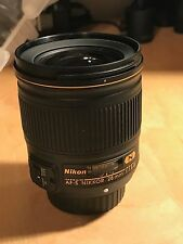 Nikon AF FX NIKKOR 28mm f/1.8G Compact Wide-angle Prime Lens great condition