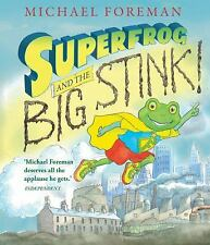 Superfrog and the Big Stink!-ExLibrary