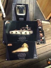 Star Wars Jabba's Throne Sideshow Collectibles *Limited Edition Exclusive* *MIB*