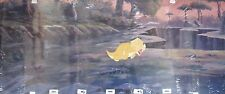The Land Before Time DON BLUTH Original Animation Pan Cel & Copy Bkgd #P0152