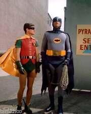 Adam West Burt Ward Batman and Robin 8x10 Photo 002