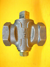 "Bronze  1/2""  Shut Off Valve"