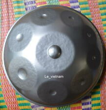 NEW Harmonic Handpan in D Minor 9 notes steel hand drum hand pan