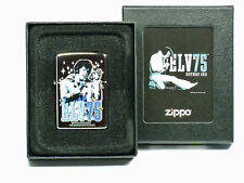 Zippo Elvis 75th Birthday 2010 , 75 Years limited Edition, limitiert Neu