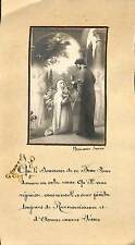 GENEALOGIE IMAGE RELIGIEUSE COMMUNION PATRIGEON