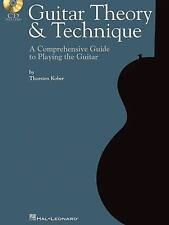 Guitar Theory & Technique Book/Cd)