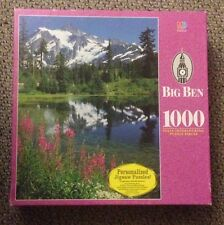 Big Ben 1000 Piece Puzzle - Mount Shuckson  WA