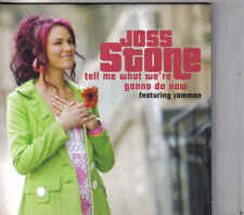 Joss Stone-Tell Me What Were Gonna Do Now cd single
