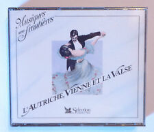 COFFRET 3 CD / L'AUTRICHE , VIENNE ET LA VALSE - SELECTION DU READER'S DIGEST
