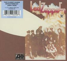 Led Zeppelin II (2014 Reissue) von Led Zeppelin (2014), Remastered, Digipack, CD