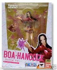 Used Bandai Figuarts Zero One Piece Boa Hancock Battle Pre -Painted