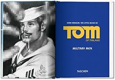 The Little Book Of Tom Of Finland Military Men English Paperback 192 Pages Erot