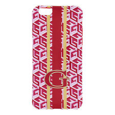 Genuine GUESS G-Cube Collection Case Red - NEW for Apple iPhone 6 Plus & 6S Plus