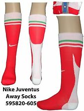 Juventus Away SOCKS RED UK 2.5-7 Euro 35.5-41 Adults (595820-605) REDUCED