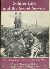 Photographic History of Civil War by FT Miller - Vol 8 (Soldier Life/Secret Svc)