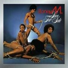 "BONEY M. ""LOVE FOR SALE"" CD REMASTERED NEUWARE"