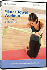 Stott Pilates: Pilates Towel Workout for Strength & Moblity (2012, DVD NEW)